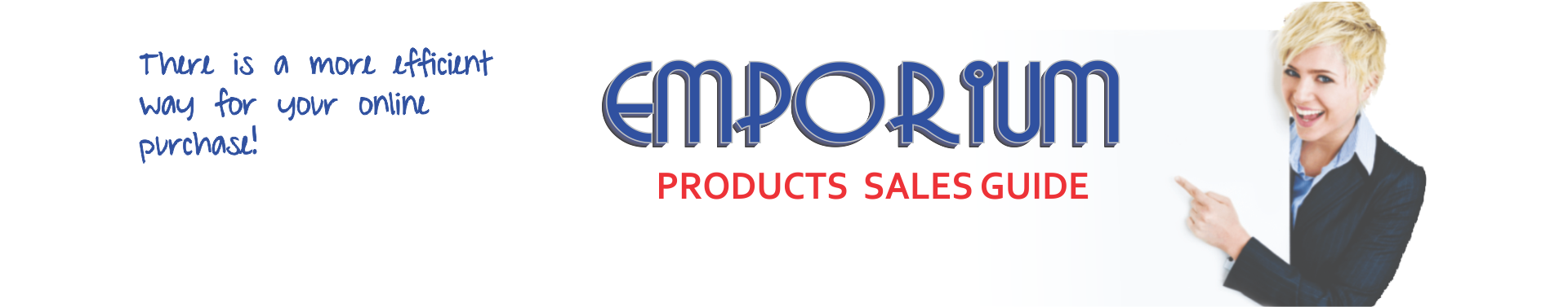 Emporium Product Sales Guide